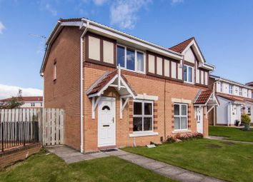 Thumbnail 3 bed semi-detached house for sale in 20 East Kilngate Place, Gilmerton, Edinburgh