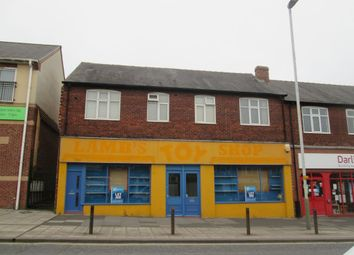 Thumbnail Retail premises for sale in West Auckland Road, Darlington