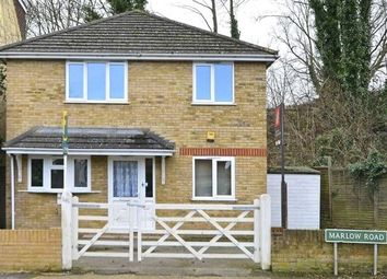Thumbnail 4 bed detached house for sale in Marlow Road, London