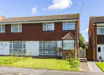 Thumbnail 3 bed semi-detached house for sale in Brookfield, Kemsing, Sevenoaks, Kent