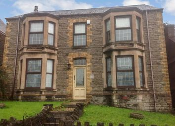 Thumbnail 3 bed detached house for sale in Incline Row, Port Talbot, Neath Port Talbot.