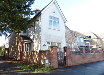 Thumbnail 3 bedroom detached house for sale in New Road, Woodston, Peterborough, Cambridgeshire.