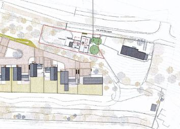 Thumbnail Land for sale in Building Plot, The Spittal, Castle Donington, Derby, Derbyshire