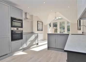 Thumbnail 3 bed semi-detached house for sale in Brookwood, Woking, Surrey