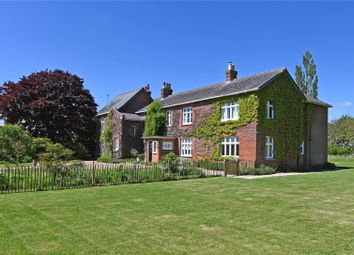 Thumbnail 7 bed detached house for sale in Blacksmiths Road, Hasketon, Woodbridge, Suffolk