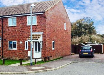 3 bed semi-detached house for sale in Anson Close, Mundesley, Norwich NR11