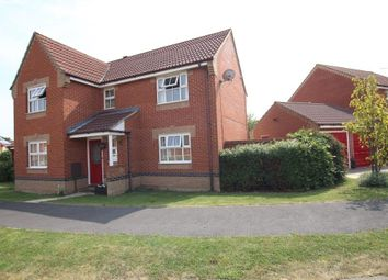 Thumbnail 4 bed detached house for sale in Field End, Witchford, Ely