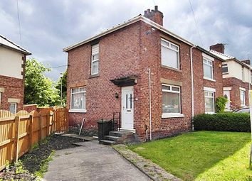 Thumbnail 2 bedroom semi-detached house for sale in Cedar Crescent, Burnopfield, Newcastle Upon Tyne