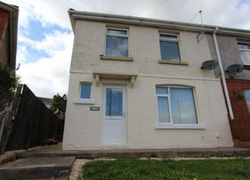 Thumbnail 3 bed semi-detached house for sale in Ruskin Street -, Neath