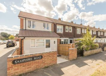 Thumbnail 2 bed terraced house for sale in Samphire Road, Oxford