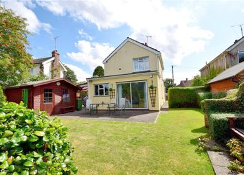 Thumbnail 3 bed detached house for sale in Church Road, Kelvedon, Colchester