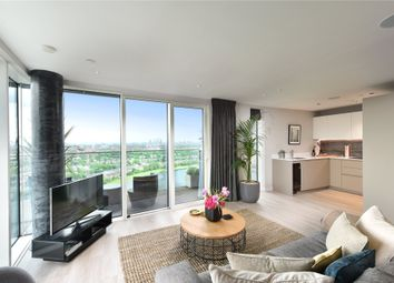 Thumbnail 3 bedroom flat for sale in Woodberry Down, Manor House, London