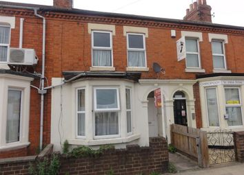 Thumbnail 1 bedroom flat to rent in St. Leonards Road, Northampton