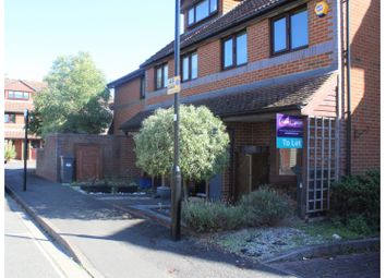 Thumbnail 2 bed maisonette to rent in Weavers Close, Isleworth