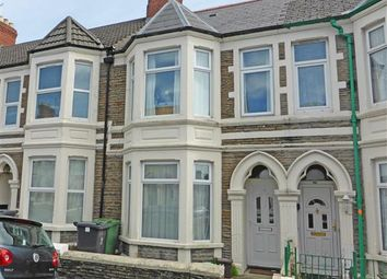 Thumbnail 3 bed property to rent in Tewkesbury Street, Roath, Cardiff