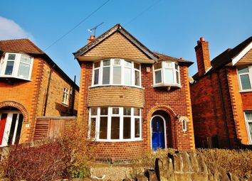 Thumbnail 3 bed detached house to rent in Hollinwell Avenue, Wollaton