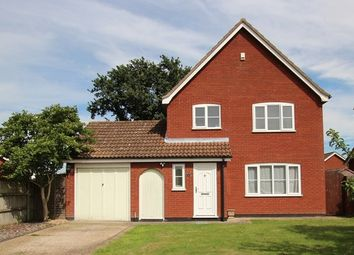 Thumbnail 3 bed detached house for sale in Springfields, Attleborough