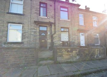 Thumbnail Terraced house to rent in Lyon Street, Queensbury, Bradford