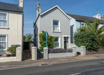 Thumbnail 3 bed detached house for sale in Bognor Road, Chichester