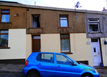 Thumbnail 2 bedroom terraced house for sale in Bryn Wyndham Terrace, Tynewydd, Rhondda Cynon Taff.
