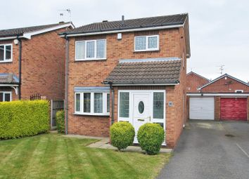 Thumbnail 3 bed detached house for sale in Mill Field Court, Barnby Dun, Doncaster