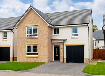 "Thumbnail 4 bedroom detached house for sale in ""Falkland"" at Frogston Road East, Edinburgh"
