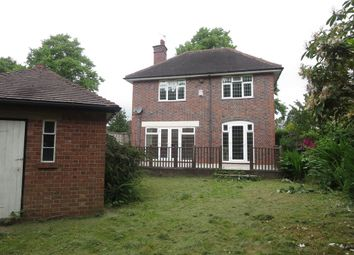 Thumbnail 3 bed detached house for sale in The Avenue, Hartshill, Stoke-On-Trent