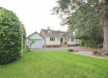 Thumbnail 5 bed detached house for sale in Well Lane, Ness, Neston