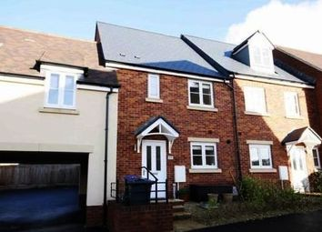 Thumbnail 3 bed terraced house for sale in Cochran Avenue, Chippenham, Wiltshire