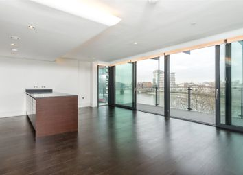 Thumbnail 2 bed flat to rent in Merano Residences, 30 Albert Embankment, London