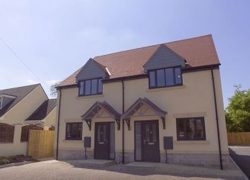 Thumbnail 3 bedroom semi-detached house for sale in Fullers Cottage, Glastonbury