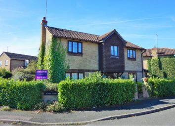 Thumbnail 3 bed detached house for sale in Alsace Close, Duston, Northampton