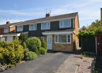 Thumbnail 3 bed semi-detached house to rent in Sherbourne Avenue, Chester