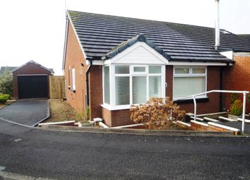 Thumbnail 2 bedroom semi-detached bungalow to rent in Purdey Close, Barry, Vale Of Glamorgan