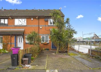 Thumbnail 2 bed end terrace house for sale in Wrexham Road, Bow, London