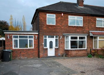 Thumbnail 4 bed detached house for sale in Wellhouse Lane, Mirfield, West Yorkshire