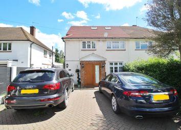 Thumbnail 4 bed semi-detached house to rent in Balmoral Drive, Borehamwood