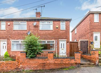 Thumbnail 2 bedroom semi-detached house for sale in Claremont Street, Kimberworth, Rotherham, South Yorkshire