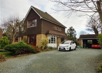 Thumbnail 4 bed detached house for sale in Wallis Road, Waterlooville