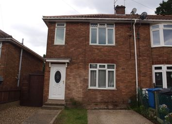 Thumbnail 3 bed end terrace house to rent in Gertrude Road, Norwich