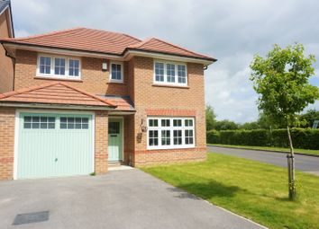 Thumbnail 4 bed detached house for sale in Holtby Avenue, Cottingham