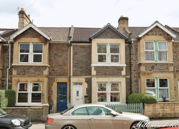 Thumbnail 3 bed terraced house for sale in Millmead Road, Oldfield Park, Bath