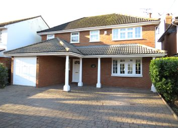 Thumbnail 4 bed detached house for sale in Clyde Road, Hoddesdon