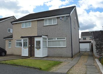 Thumbnail 2 bed semi-detached house for sale in Baillie Gardens, Wishaw