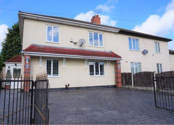 Thumbnail 3 bed semi-detached house for sale in Moorland Avenue, Wolverhampton