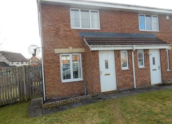 Thumbnail 2 bed detached house to rent in Steel Place, Wishaw