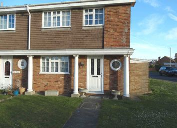 Thumbnail 3 bed terraced house for sale in Vian Avenue, Langney Point, Eastbourne