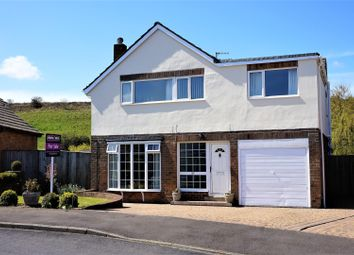 Thumbnail 5 bed detached house for sale in Sea View Crescent, Scarborough