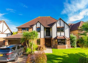 Thumbnail 5 bedroom detached house for sale in Gainsborough Place, Chigwell