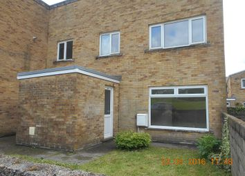 Thumbnail 3 bed terraced house to rent in Magazine Street, Caerau, Maesteg